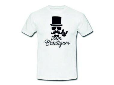 1 Shirt weiß