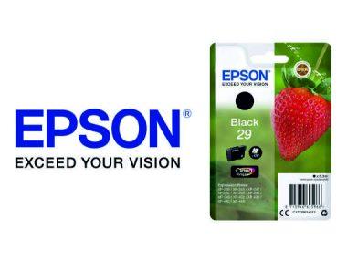 4 Epson Patrone