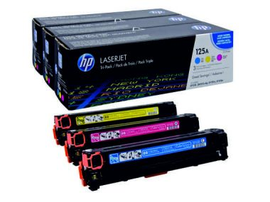 4 HP Toner